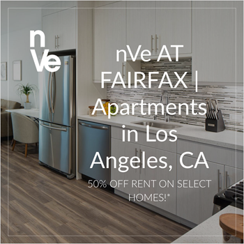 639 North Fairfax Avenue Studio-2 Beds Apartment for Rent Photo Gallery 1